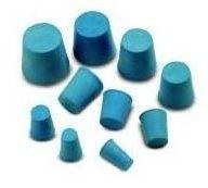 BOUCHONS-GRIS-BLEU Bouchons caoutchouc gris-bleu
