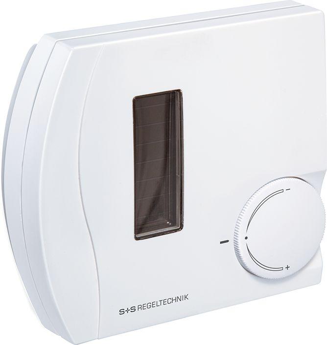 RFTF2-FSE-P Capteur combiné température et humidité d'ambiance radio EnOcean, avec potentiomètre