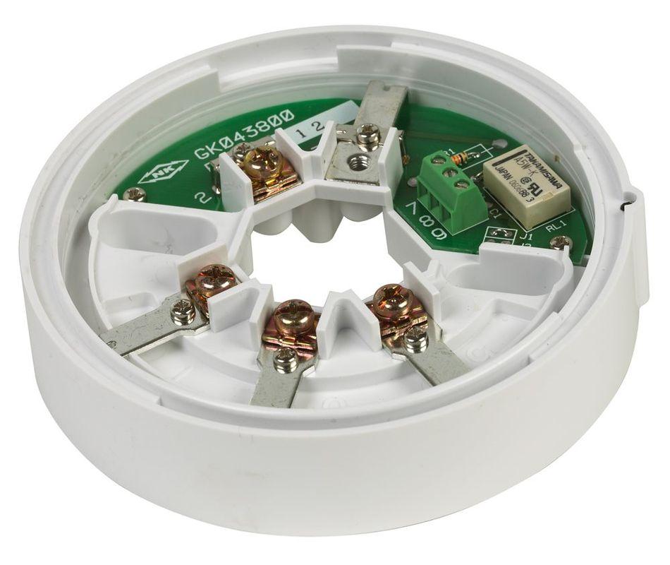 CA-STB-4SE-24VRL Base relais / Socle pour détecteur de fumée optique CA-ST-P-OM