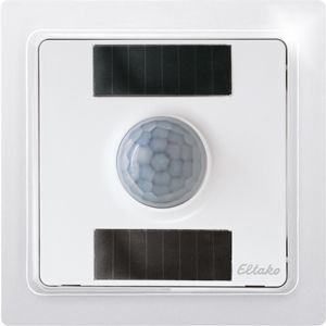 FBH65SB-wg Détecteur de luminosité et mouvement radio EnOcean, à encastrer