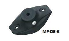 MF-06-K Bride plastique pour montage en gaine / diamètre = 6,2mm