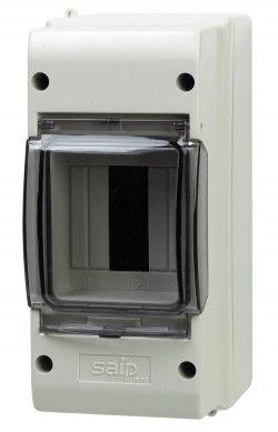 CA-ETUK-1 Boîtier IP54 pour détecteur de fuite 'CA-CLA-24/230V'