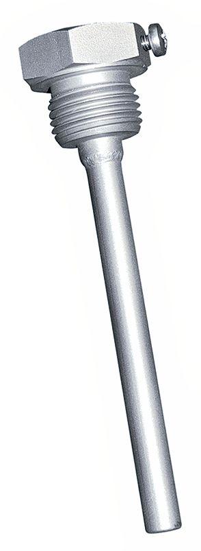 TH-08-VA Doigt de gant à visser en acier inoxydable pour sondes plongeantes
