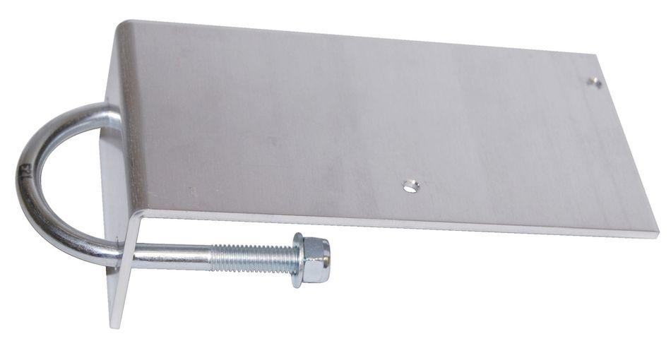 RB-SUPPORT-AUTRES-CAPTEURS Support pour montage de n'importe quel capteur sur un mât de 50mm diamètre