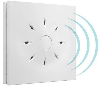 Pilot_SI880EOS Capteur de température, humidité et qualité d'air intérieur radio EnOcean, pour montage mural