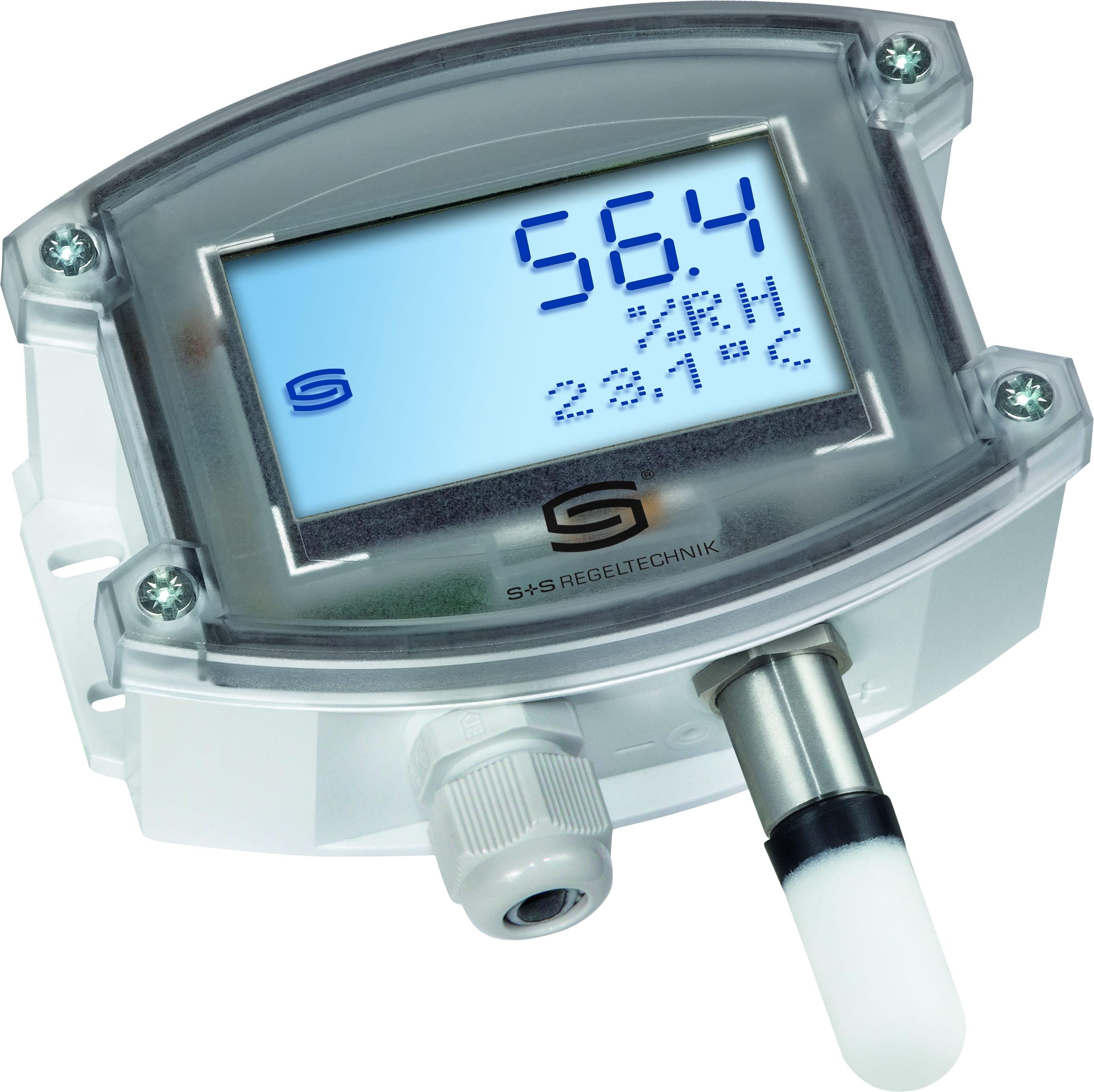 Capteur sonde combin e hygrom trie humidit et for Sonde temperature exterieur 307