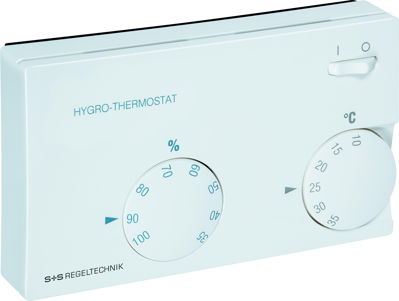 hygro thermostat m canique ip30. Black Bedroom Furniture Sets. Home Design Ideas