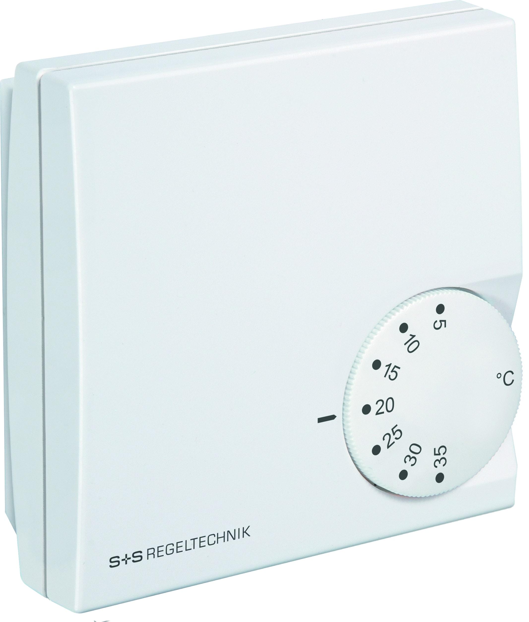 thermostat m canique d 39 ambiance r glage interne ou. Black Bedroom Furniture Sets. Home Design Ideas