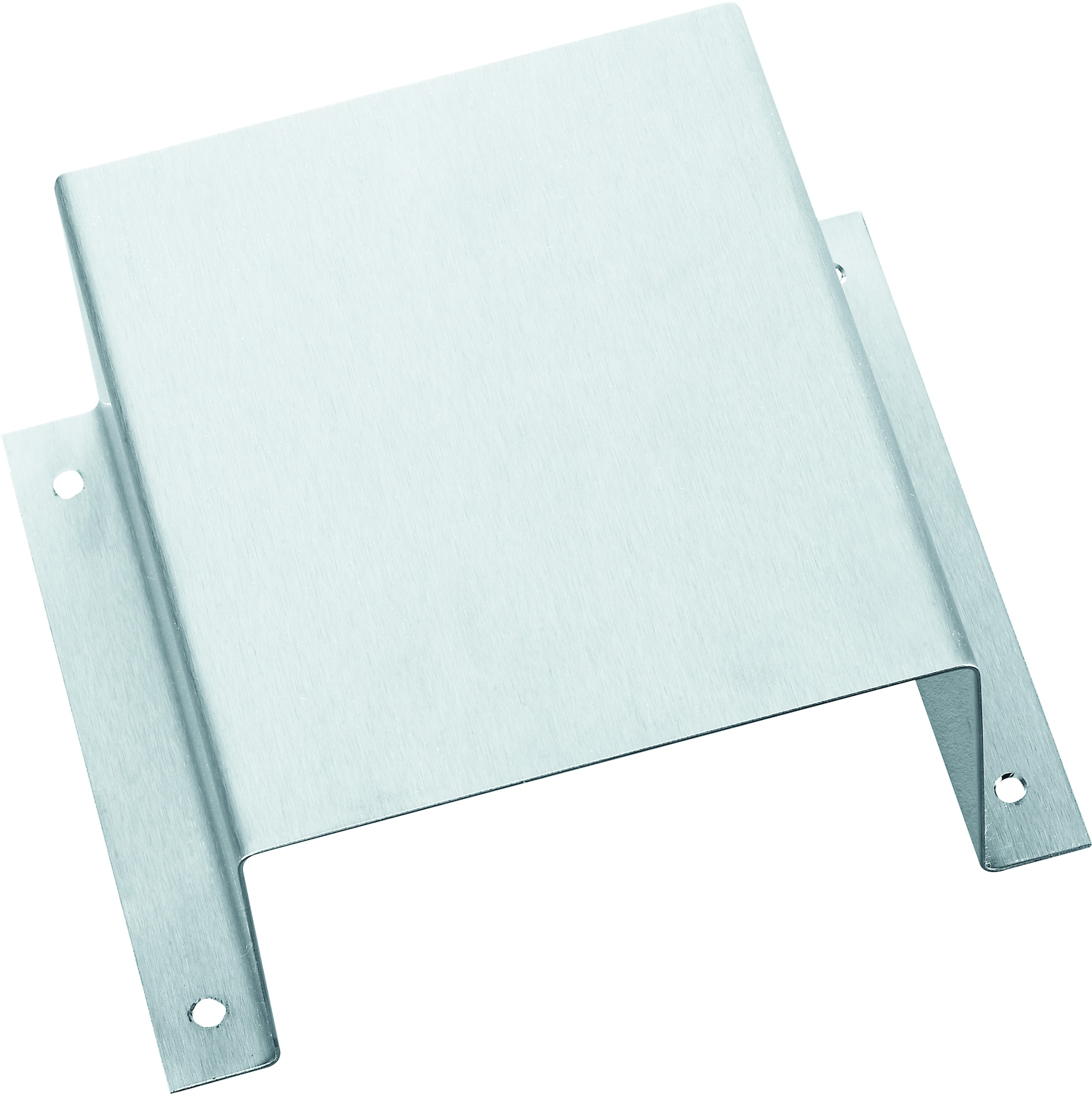 Protection solaire en inox, dimensions : 184x180x150 mm