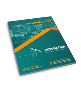 Catalogue SES Automation<br> 2019-2020